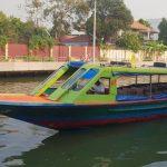 """ลด """"PM 2.5"""" มานั่งเรือคลองแสนแสบส่วนต่อขยายฟรี!"""